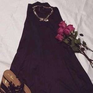 Dresses & Skirts - Audrey Hepburn Sleeveless Sueded Tunic Dress